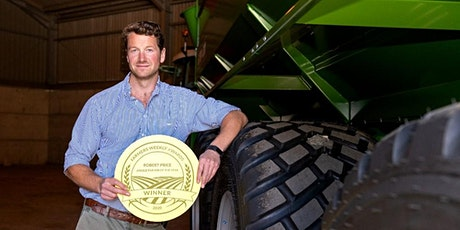 RAU 175 Alumni Lectures: Robert Price, FW Arable Farmer of the Year 2020 tickets