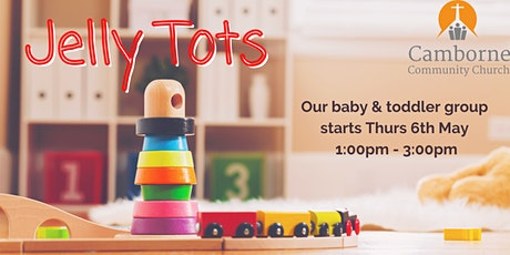 Jelly Tots Toddler & Baby Group tickets