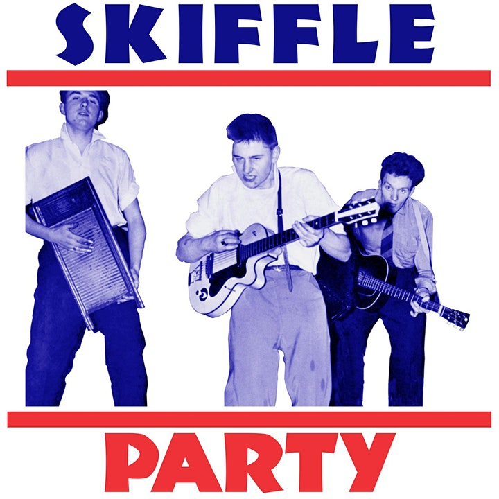 Skiffle Party -  PAYF EVENT image