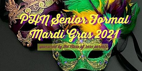 PHN Class of 2021 Parent Run Mardi Gras  Ball tickets