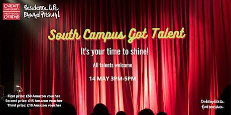 South Campus Got Talent tickets