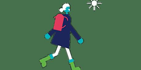 Ousden walk, grade 4 tickets