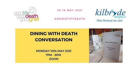 Dining with Death Conversation tickets