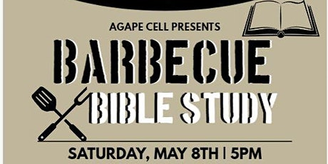 BBQ Bible Study tickets