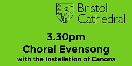 Choral Evensong with the Installation of Canons (16 May) tickets