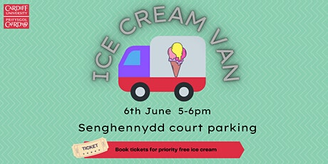 South Campus Ice Cream Van! tickets
