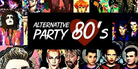 ALTERNATIVE '80s PARTY tickets