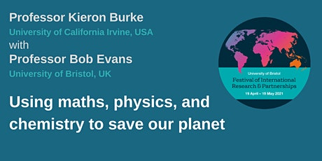 BBMDVP Showcase: Using maths, physics, and chemistry to save our planet tickets