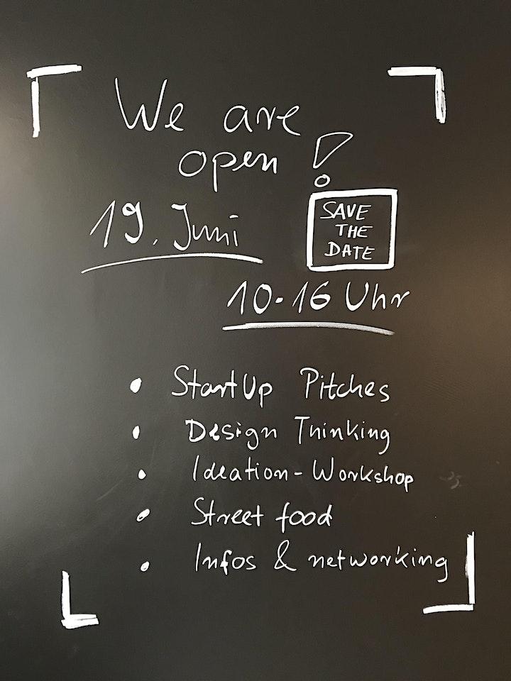 Eröffnung Kairos13 Coworking Space: Bild