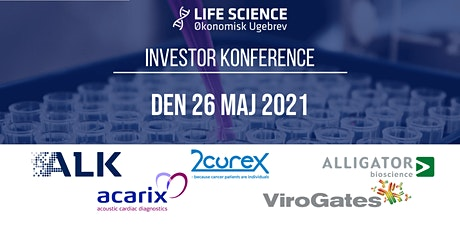 Life Science Investor Konferencer 26. maj 2021 tickets