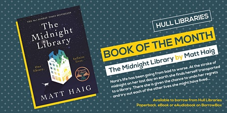 Online Book Club: The Midnight Library tickets