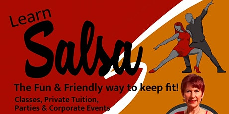 Dance Class Guernsey - Learn to Dance Salsa + Bachata tickets