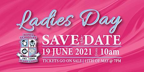 Echidnas Ladies Day 2021 tickets