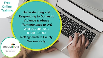 Understanding and Responding to Domestic Violence and Abuse County workers) tickets