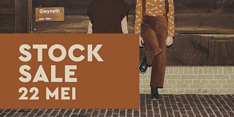 Stock Sale 22/05 tickets