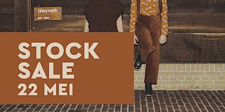 Stock Sale 22/05 tickets