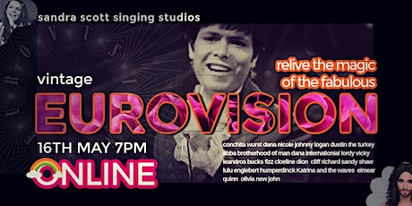 Eurovision- Live the Fabulousness of Vintage Eurovision Songs tickets