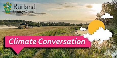 Rutland Climate Conversation tickets