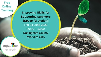 Improving Skills for Supporting Survivors (Nottinghamshire County workers) tickets