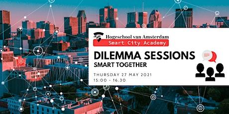 Smart City Dilemma Sessions - Smart Together entradas