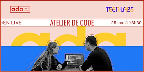 Apprends à coder avec une école d'informatique inclusive ! tickets