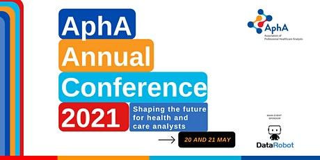 AphA Annual Conference 2021 tickets