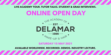 Delamar Academy Online Open Day tickets