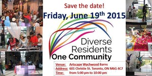 Diverse Residents, One Community celebration