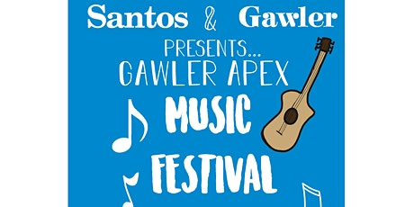 Gawler Apex Music Festival tickets