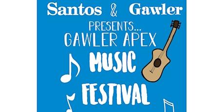 Gawler Apex Music Festival tickets