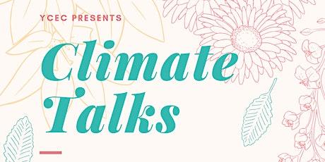YCEC Climate Talks Series tickets