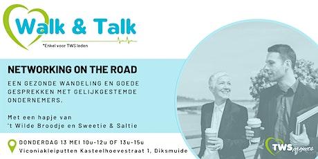 Walk & Talk: networking on the road tickets