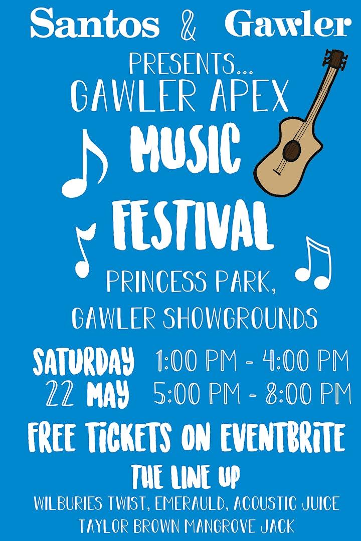 Gawler Apex Music Festival image