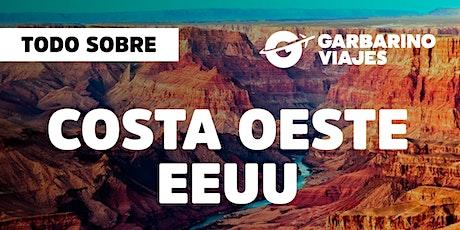 Encuentro Virtual: Bienvenidos a Bordo - Costa Oeste EEUU entradas