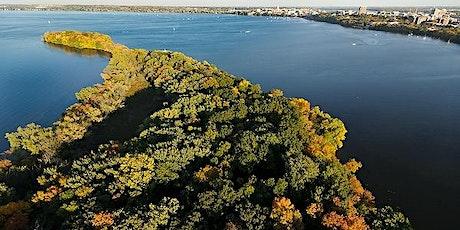 Lakeshore Nature Preserve Virtual Tour. Photo credit Jeff Miller/UW Mad tickets