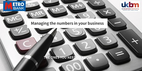 Managing the numbers in your business - The ones you need to know tickets