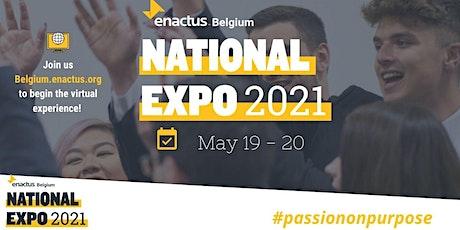 Enactus Belgium National Expo 2021 tickets