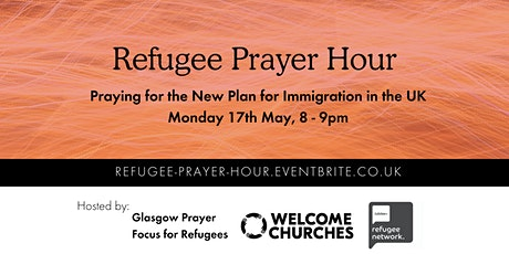 Refugee Prayer Hour for the New Plan for Immigration tickets
