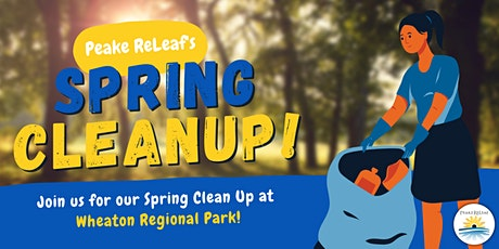Spring Clean Up tickets