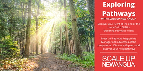 SUNA Exploring Pathways - Innovate UK Exemplas tickets