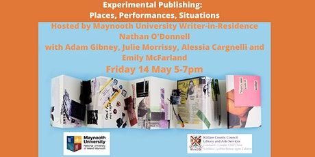 Experimental Publishing: Places, Performances, Situations ingressos