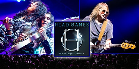 Head Games a Tribute to Foreigner LIVE at Putnam County Golf Course tickets
