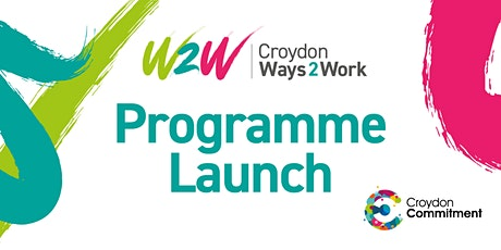 Ways 2 Work: Programme Launch! tickets