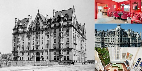 'The Historic Apartments of New York's Upper West Side' Webinar tickets