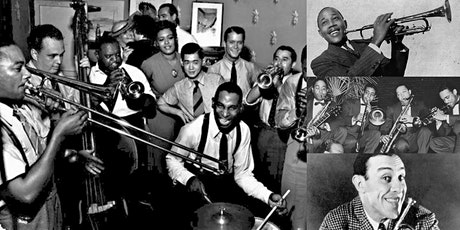 'History of Jazz in NYC' Webinar & 78rpm Listening Party: Kingdom of Swing tickets