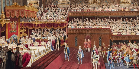 Online: The Coronation Banquet of King George IV 1821 tickets