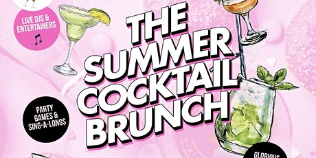 Cocktail & Chill - The Summer Cocktail Brunch tickets