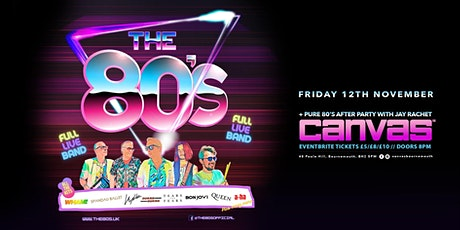 Pure 80's Presents The 80's Live!!! tickets