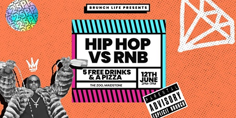 Hip Hop vs RnB Brunch tickets