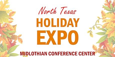 North Texas Holiday Expo tickets
